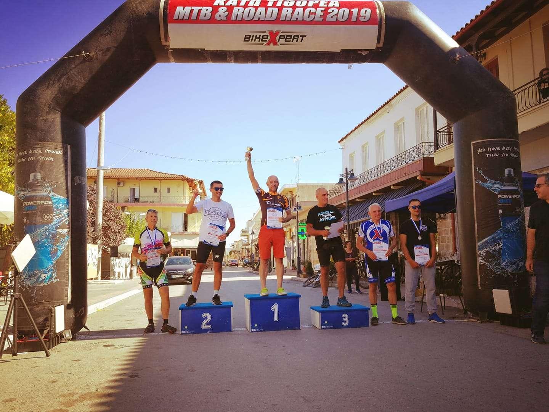 """Ο Συντοπίτης μας Γεώργιος Τσουλουχάς στο ''Τιθορέα MTB - Road Race 2019"""""""